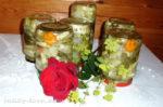 Маринованные кабачки на зиму рецепт с фото Кабачки на зиму, рецепт консервированных кабачков в банках