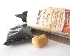 мастер-класс по лепке из полимерной глины, Мастер класс Пластика для начинающих - крендель