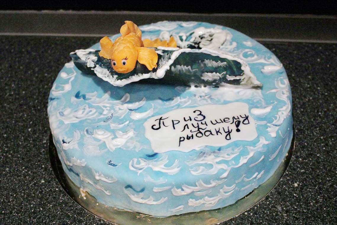 пошаговый рецепт торта с мастикой