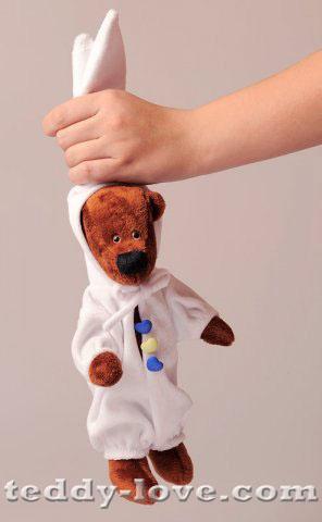 Мишки Тедди ручной работы купить
