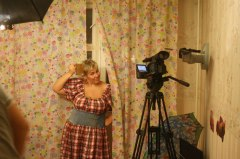 съемки передачи Модный приговор