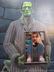 Куда пойти с детьми в СПБ - Музей иллюзий