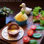 рецепт мясные зразы с яйцом в духовке пошагово с фото