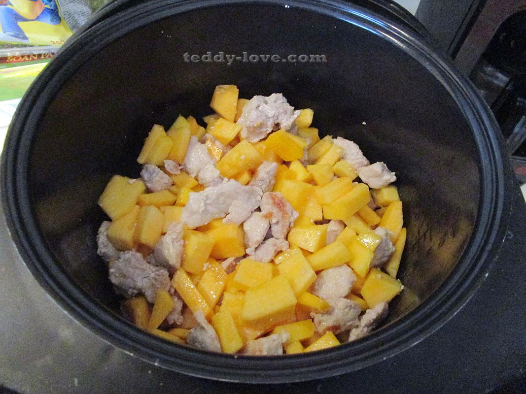 тыква с овощами рецепты приготовления