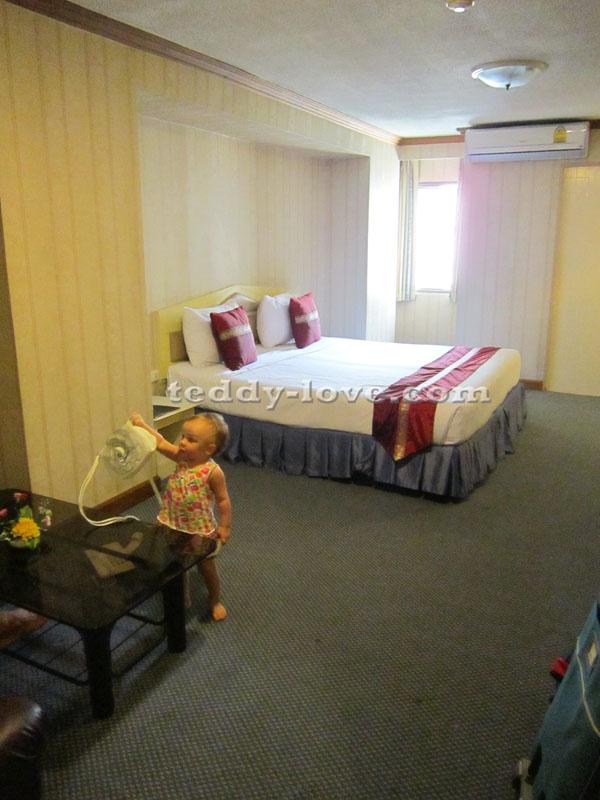 Отель Наса вегас в Бангкоке отзыв