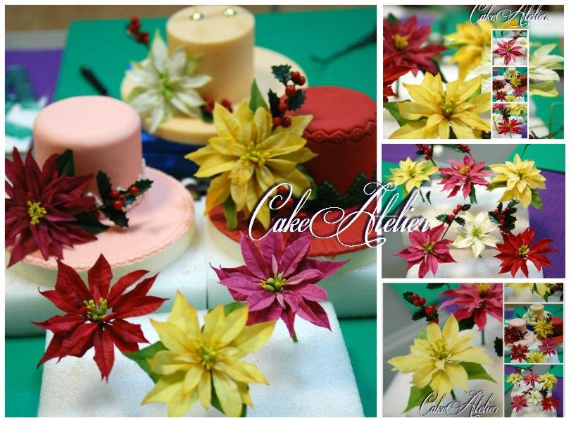 Фото цветов из мастики 48