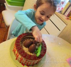 Торт за 15 минут)