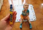 отзыв о водном коврике для детей