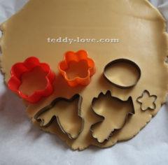 Очень простой рецепт печенья для детей пошагово