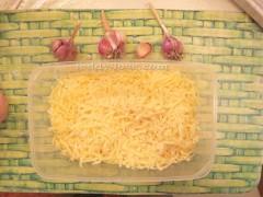 закуска с сыром и чесноком рецепт