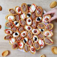 Орешки рецепт с фото в мультипекаре