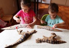развивающие пазлы для детей