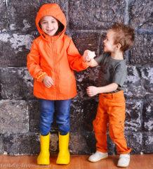 Мои яркие дети)))