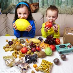 Отзыв о доставке фруктов в СПБ Лавка Edoque