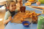 Отзыв о мастер-классе по лепке из глины для детей в СПБ