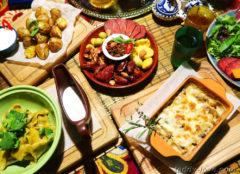 Отзыв о вегетарианском ресторане Baraka в Петербурге