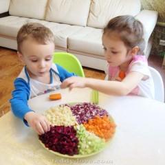"Дети ""помогают"")))"