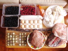 Заказ фермерских продуктов на дом в СПБ