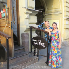 Отзыв о five points gastrobar ресторане в петербурге