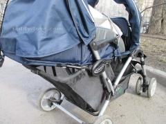 Отзыв о коляске для двоих детей Graco