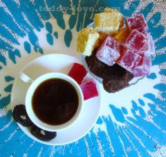 Сладости и кофе