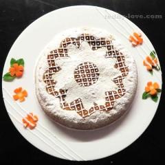 Морковный пирог - итог)