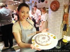 Морковный пирог из мультикухни)