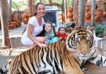 тропический парк нонг нуч паттайя куда пойти с детьми таиланд экскурсии паттайи