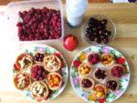 Как сделать корзиночки из песочного теста, рецепт песочного теста для корзиночек с фруктами и ягодами