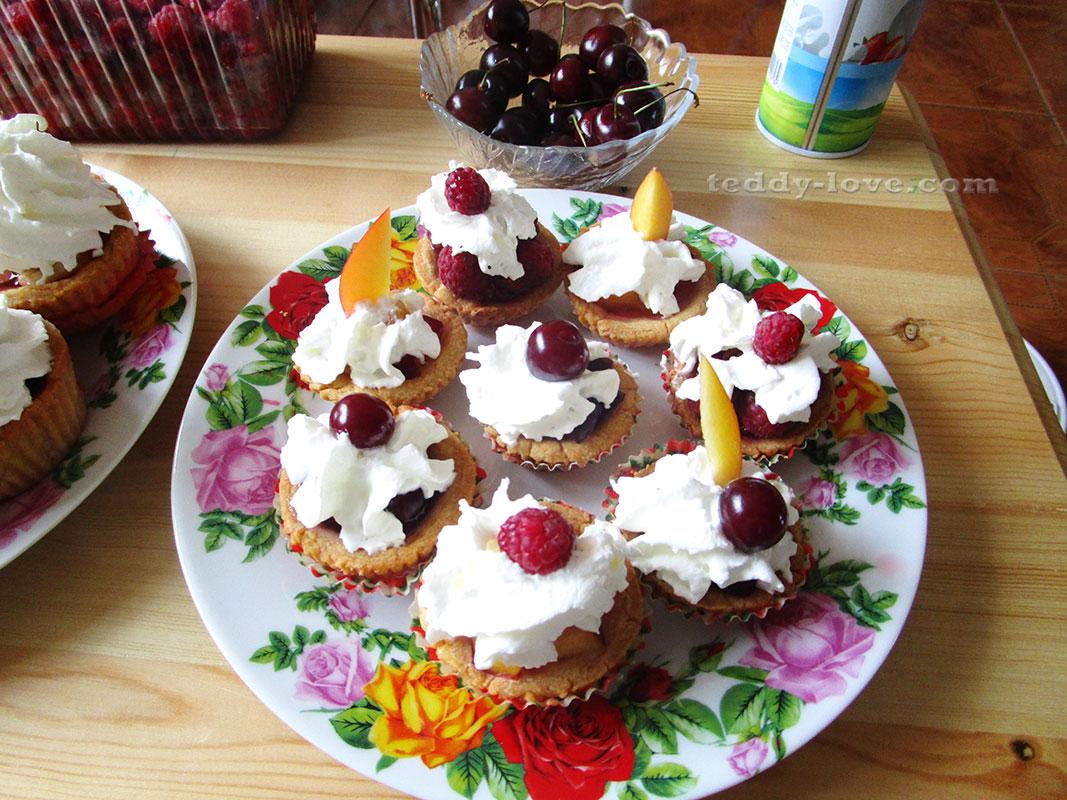 Крем для торта - Все рецепты России