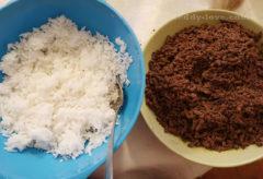 Примерно стакан вареного риса