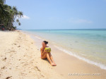 Когда лучше всего отдыхать на Самуи, сезон отдыха на Самуи, пляжи Самуи, пляж пляж Бан Тай, Ban Tai Samui Самуи