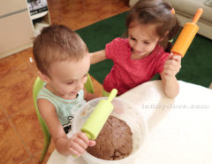 Тесто для печенья своими руками готово)