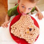 Простой рецепт торта с творогом пошагово с фото