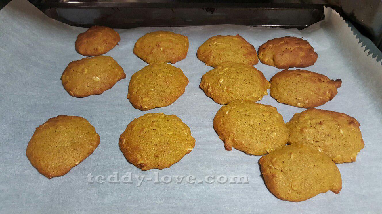 Печенье - рецепты с фото