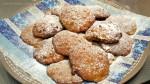 Простой рецепт тыквенного печенья с овсянкой