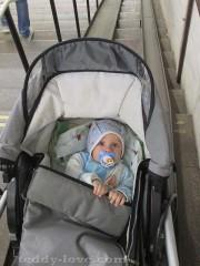 Путешествие с младенцем из Петербурга в Москву, в поезде с ребенком