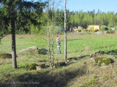 Путешествие в Финляндию на автобусе с детьми, Лаппеенранта с детьми, в финляндию с грудным ребенком
