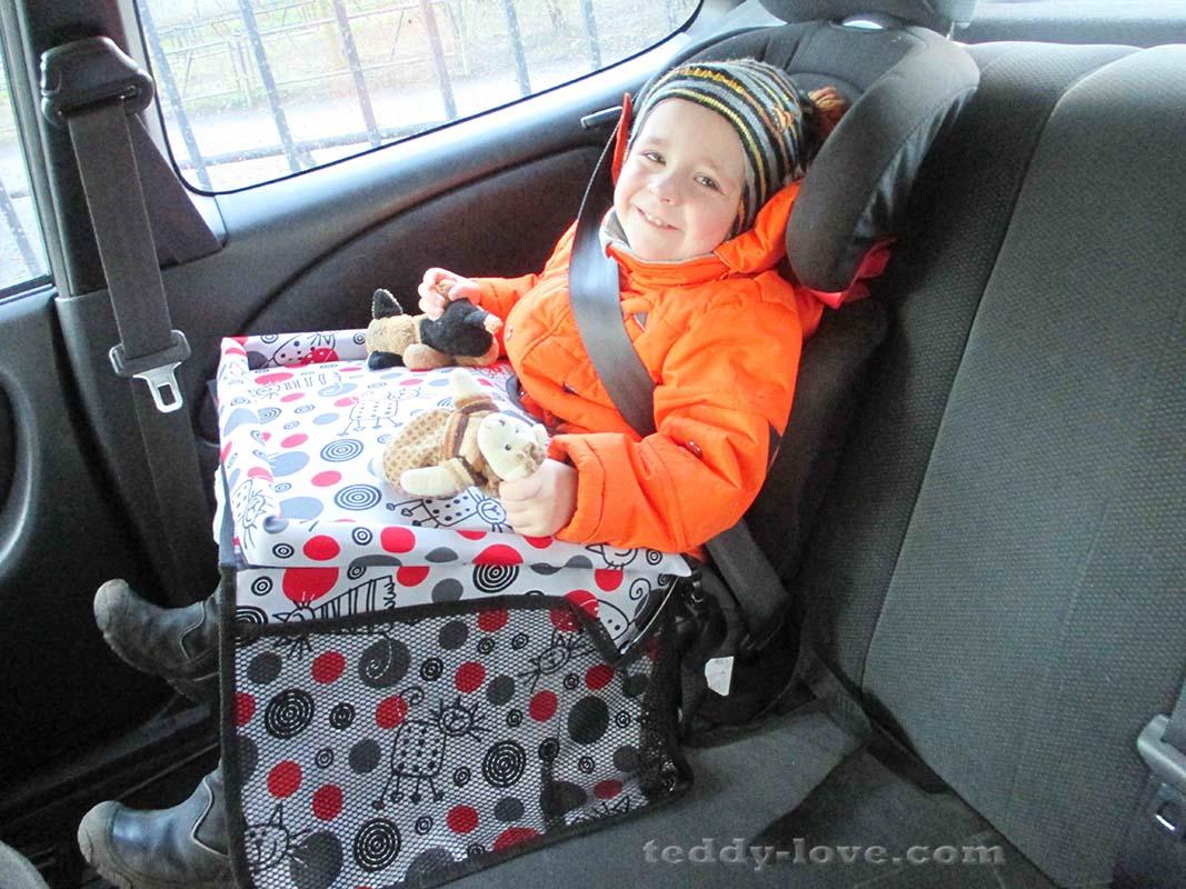 Игрушка в машину для ребенка своими руками