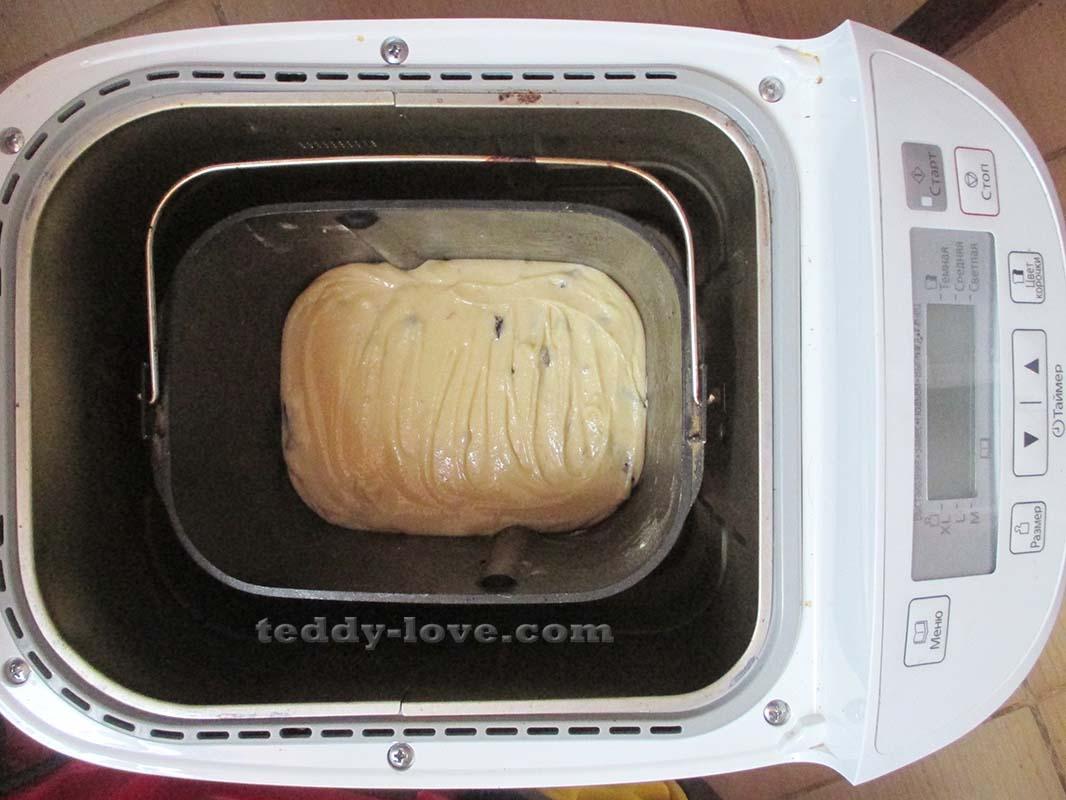 Рецепт обычных кексов в духовке