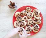 Рецепт булочек с корицей дрожжевой пошагово как сделать дрожжевое тесто