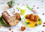 Рецепт кекса с орехами и изюмом пошагово с фото