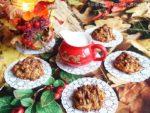 Рецепт овсяного печенья с шоколадом без сахара