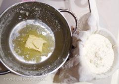 будущий домашний сыр