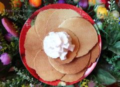 Домашние хрустящие вафли простой рецепт!