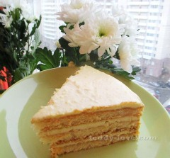 Рецепт лимонного крема с фото