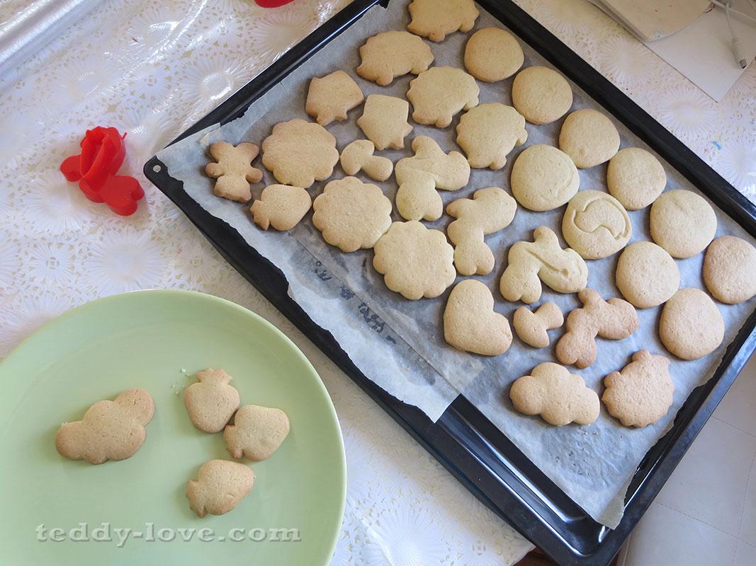Печенье своими руками в домашних условиях 669