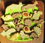 очень вкусное домашнее творожное печенье простой рецепт с