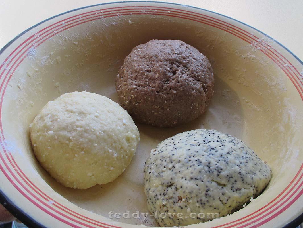 Творожное печенье пошаговый рецепт