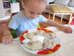 Рецепт теста для вареников, пошаговый рецепт вареников с черникой